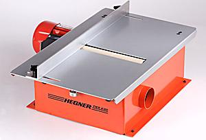 Längsanschlag, Zubehör, TWS 230, Tischwalzenschleifmaschine