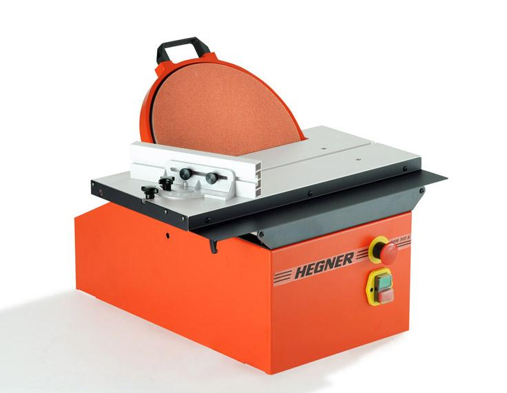 Hegner Scheibenschleifmaschine HSM 300S, Holzbearbeitung